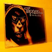 MAXI Single CD TOPAZZ New Millenium 5 TR 1999 House