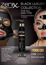 ZENIX BLACK PEEL OFF MASK-CLEAR SKIN PORE PENETRATING 130ml BLACKHEAD REMOVER