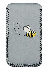 Cute Honey Bee Phone case,cover, pouch,fits Samsung Galaxy S6 &S7 / S6  Edge