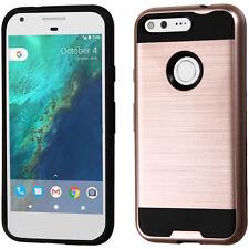 "2-Layer Hybrid Cover Case For GOOGLE Verizon Pixel XL Phone HTC Nexus M1 (5.5"")"
