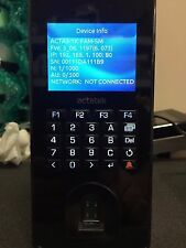 Actatek ACTA3-1K-FAM-SM biometric, mifare card reader, and pinpad