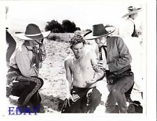 Russ Tamblyn barechested VINTAGE Photo Son Of A Gunfighter