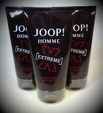 3 x Joop! Joop Homme Extreme 150 ml Duschgel / Shower Gel