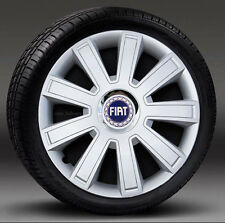 """4x14"""" wheel trims, Hub Caps, Covers to fit Fiat PUNTO,500"""
