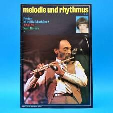 DDR Melodie und Rhythmus 3/1983 Mireille Mathieu Jimi Hendrix Gianna Nannini B