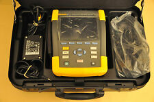 Fluke 435 Series II Three Phase Power Quality Analyzer Version 4.08