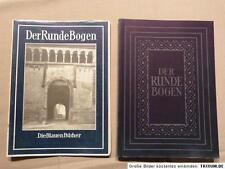 Der Runde Bogen, Heckel, Langewiesche 1940, Die Blauen Bücher