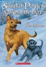Santa Paws Saves the Day (Santa Paws #7)-ExLibrary