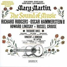 The Sound of Music [Remaster] by Mary Martin (Vocals/Actress) (CD, Sep-1998,...
