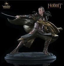 LORD ELROND AT DOL GULDUR - THE HOBBIT - Lord of the Rings -  Weta Statue 1/6