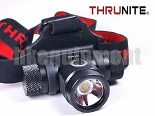 Thrunite TH10 Cree LED Cool White CW 18650 Flashlight