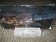 NEW Final Fantasy XV FF 15 Acrylic Art Print Limited Edition Plaque Base Square