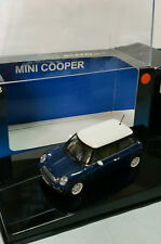 AUTO ART 1/43 - BMW MINI COOPER BLUE