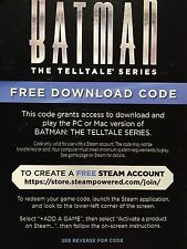 Batman The Telltale Series DOWNLOAD FOR PC