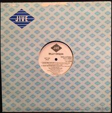 Billy Ocean - I Sleep Much Better (In...) EX Vinyl LP Fresh Prince Will Smith