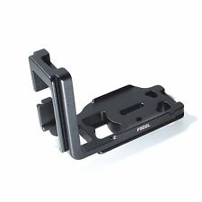Quick Release L Plate Bracket For Canon 5D Mark II 5D2 Arca Swiss RRS Kirks Comp