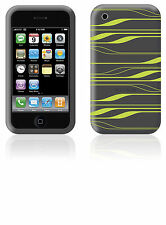 New Belkin Gray Silicone Case & LCD Protector F8Z342 For Apple iPhone 3G 3GS