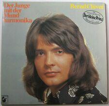 BERND CLUVER   (LP 33 Tours)  DER JUNGE MIT DER MUND HARMONIKA