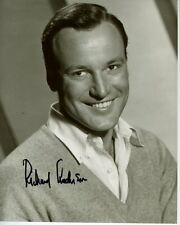 RICHARD ANDERSON Signed Autographed Photo