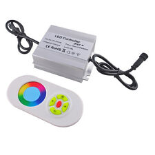 216W 12V IP67 Wireless LED RGB Controller Touch Remote Dimmer for Outdoor Lights