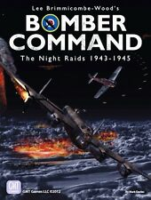 BOMBER COMMAND - THE NIGHT RAIDS 1943-1945 - GMT GAMES - STRATEGIC BOARD GAME