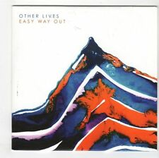 (GL233) Other Lives, Easy Way Out - 2015 DJ CD