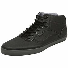 NEW VANS OTW COLLECTION BEDFORD BLACK PEWTER BIO WASH SHOES MENS SZ 7 SKATE NIB