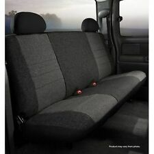 FIA OE37-7 Charc HD Bench Front Charcoal Seat COVER Fits 99-07 Ford