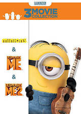 Despicable Me 3-Movie Collection  (Format: DVD)