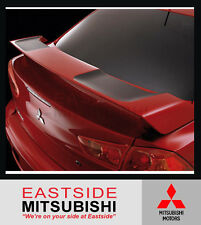 MITSUBISHI CJ LANCER Rear Spoiler Sports Accent Trim (Vinyl) VRX ONLY