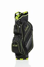 JuCad Bag Sportlight - Farbe: schwarz-grün - sportlich und superleicht, Neuheit!