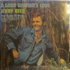 """Jerry Reed - A Good Woman's Love (RCA APL1-0544) '74 (sealed) """"Crude Oil Blues"""""""