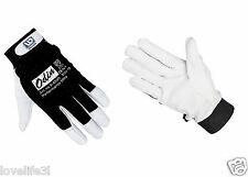 WENAAS ODIN 6-6590 PERFORMANCE L LARGE SIZE 10 GOATSKIN WORK FISHING GLOVES
