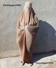 Beautiful Afghanistan Burka Hijab Niqab Chador Muslim Women Dress Islamic Veil