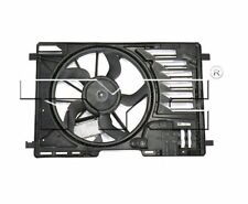 TYC 622910 Dual Rad& Cond Fan Assy for Ford Escape 1.6/2.5L 2013-2015 Models