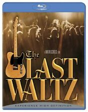 The Last Waltz . The Band . Martin Scorsese . Bob Dylan . Eric Clapton . Blu-ray