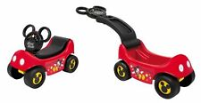 Disney Mickey Mouse Happy Hauler RIDE ON TOY, 2 In 1 Ride On & KIDS WAGON