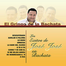 EL GRINGO DE LA BACHATA - Homenaje A Jose Jose CD * BRAND NEW : STILL SEALED *