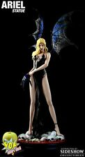 Ariel DarkChylde Sideshow Exclusive Polystone Statue - Black Variant Version HTF