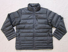 COLUMBIA MENS M 650 DOWN OMNI HEAT REFLECTIVE LINING WINTER JACKET