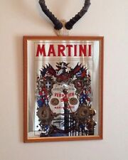 Martini Large Picture Mirror - Retro/collectable/vintage