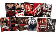 Criminal Minds: Complete Seasons 1-11 (DVD, 66-Disc Set) 1 2 3 4 5 6 7 8 9 10 11