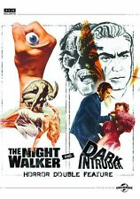 The Night Walker / Dark Intruder ( (Robert Taylor) - Region Free DVD - Sealed