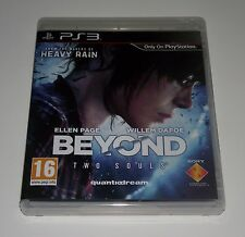 Beyond two souls Game for Sony PS3 Playstation 3
