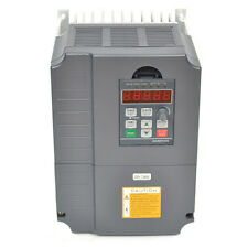 TOP QUALITY 220V VARIABLE FREQUENCY DRIVE INVERTER VFD 7.5KW 10HP 34A UPDATED