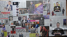 Sam Smith - clippings/cuttings/articles pack