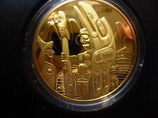 2005 $300-Gold- Totem Pole- mintage 948