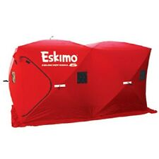 NEW Eskimo Quickfish 6 69149 Portable Pop Up 6 Person Ice Fishing Shelter