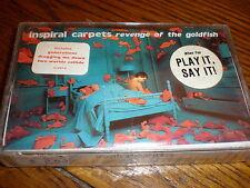 Inspiral Carpets CASSETTE Revenge Of The Goldfish NEW