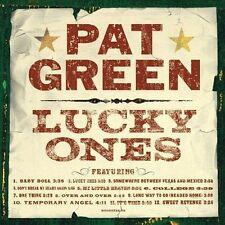 Lucky Ones Pat Green Audio CD